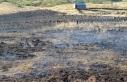Kendiliğinden yanan toprak vatandaşı tedirgin ediyor