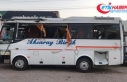 Kocaeli'de öğrencileri taşıyan midibüs devrildi:...