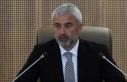 Ordu Büyükşehir Belediye Başkanı Yılmaz istifa...