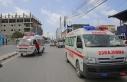 Mogadişu'da bomba yüklü araçla saldırıda...
