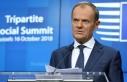 AB Konseyi Başkanı Donald Tusk: Brexit müzakereleri...