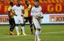 Beşiktaş İzmir'den puansız dönüyor