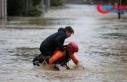 Fransa'da felaket aniden geldi: 13 ölü