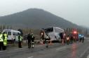 Kahramanmaraş'ta trafik kazası: 7 ölü, 24...