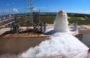 "NASA 1.7 milyon litre suyu ""bir dakikada""..."