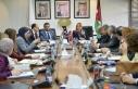 Ticaret Bakanı Pekcan Ürdünlü mevkidaşı ile...