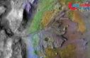NASA'nın yeni keşif aracı Mars'ta Jezero...