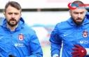 Trabzonspor'da Onur ve Burak süresiz kadro dışı...
