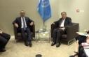 Bakan Çavuşoğlu, BM Genel Sekreteri Guterres ile...