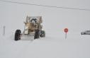 Doğu Anadolu'da 166 köy ve mahalle yoluna kar...