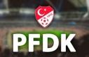 Galatasaray, Trabzonspor ve Beşiktaş PFDK'ya...