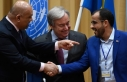 İsveç'teki Yemen konulu istişare toplantılarında...