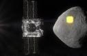 NASA uzay aracı gök taşında su kalıntıları...