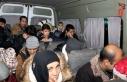 Durdurulan okul servisinden Afgan mülteci çıktı