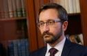 İletişim Başkanı Altun: Zeytin Dalı Harekatı...