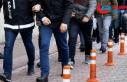 İzmir'deki FETÖ operasyonunda gözaltılar...