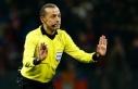Cüneyt Çakır Olympique Lyon-Barcelona maçını...
