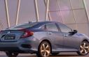 Honda Türkiye'de Civic Sedan üretimini 2021'de...