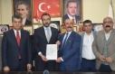 İYİ Parti'den istifa edip AK Parti'ye...