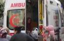 Kartal'da yangın; dumandan etkilenen 2 kişi...