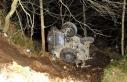 Trabzon'da zırhlı polis aracı devrildi: 2...