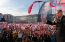 Erdoğan: Türkiye'ye parmak sallayanlar önce...