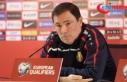 Moldova Teknik Direktörü Spiridon iddialı konuştu