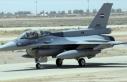 Irak savaş uçakları uluslararası koalisyonla operasyona...