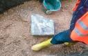 Susurluk'ta kanalizasyon çalışmalarından...
