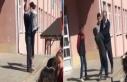 Çankırı'da müdürden öğrencilere feci dayak