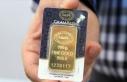 Altının gram fiyatı 548 lira seviyesinden işlem...