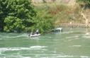 Keban Barajı'nda su seviyesinin yükselmesi...