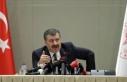 Sağlık Bakanı Fahrettin Koca: Suriye krizi küresel...