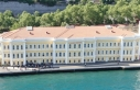 Yanan Galatasaray Üniversitesi'nin restorasyon...