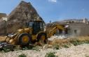 Kapadokya'da 17 yapının yıkımı için karar...