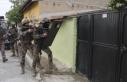 Konya'da özel harekat destekli uyuşturucu operasyonu:...