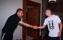 Beşiktaş'ın yeni transferi Boyd kampa katıldı
