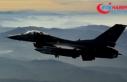 Irak'ın kuzeyine hava harekatı: 7 terörist...