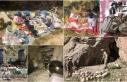 Jandarma ve emniyet birimlerinden PKK'ya ağır...