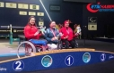 Milli sporcu Sibel Çam dünya ikincisi oldu