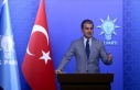 AK Parti Sözcüsü Çelik: Kadına ve çocuğa dönük...