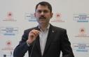 Bakan Kurum: 'Bin 611 konut ve 4 otelin inşaatı...