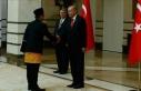 Cumhurbaşkanı Erdoğan Endonezya'nın Ankara...
