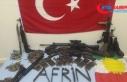 MİT ve emniyet birimlerinden Afrin'de terör...