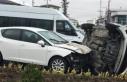 Ölümlü ve yaralanmalı trafik kazalarında yüzde...