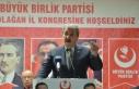 BBP Genel Başkanı Destici: Mutabakat metni Türkiye'nin...