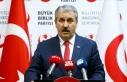BBP Genel Başkanı Mustafa Destici: İtibarı ve...