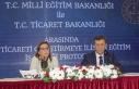 Dış ticareti geliştirmek için eğitimde iş birliği