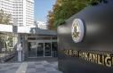 Dışişleri Bakanlığı: Uluslararası Af Örgütü'nün...