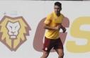 Galatasaray, hazırlık maçında Ümraniyespor'u...